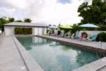 La piscine de l'Hôtel du Parc