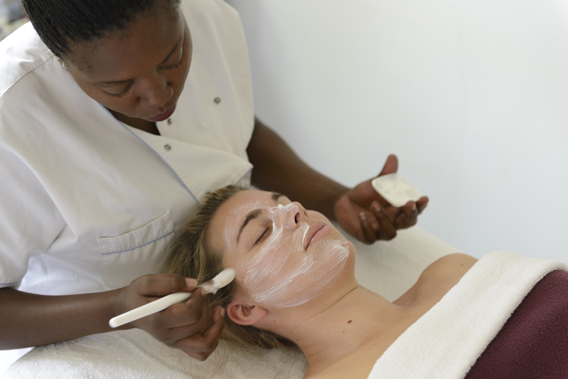 Salon esthetique Eden Wellness Hotel du Parc Port-Gentil Gabon