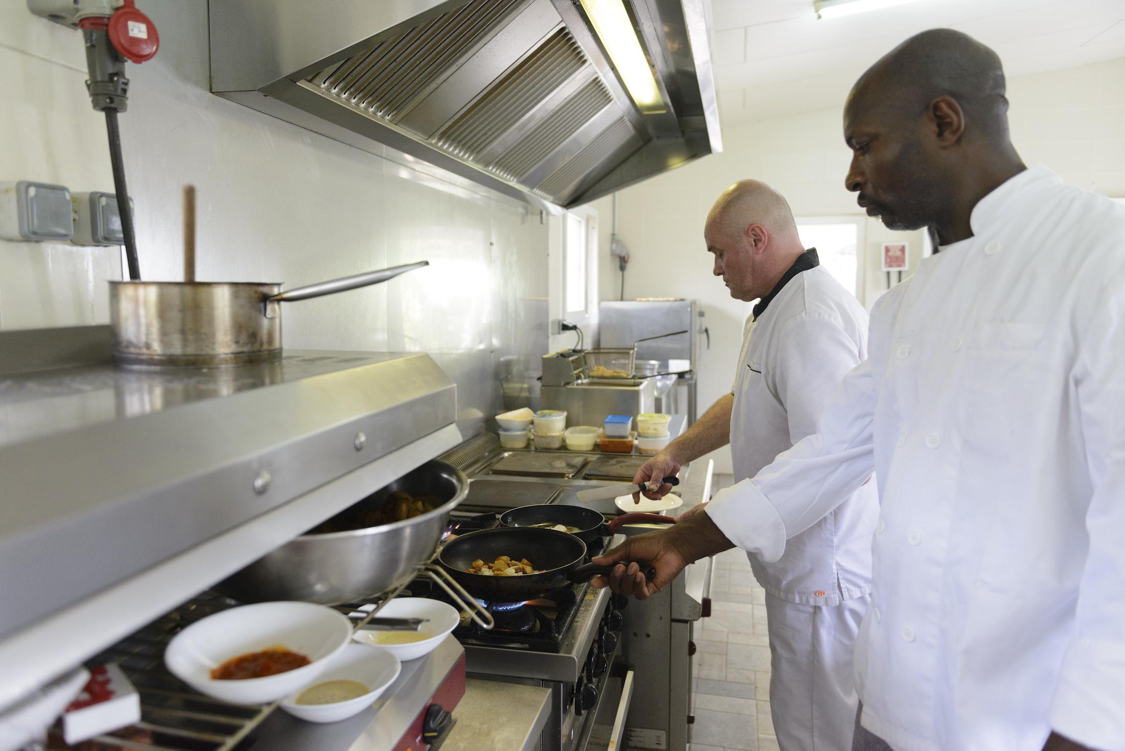 Eden Restaurant Hôtel du Parc Port-Gentil
